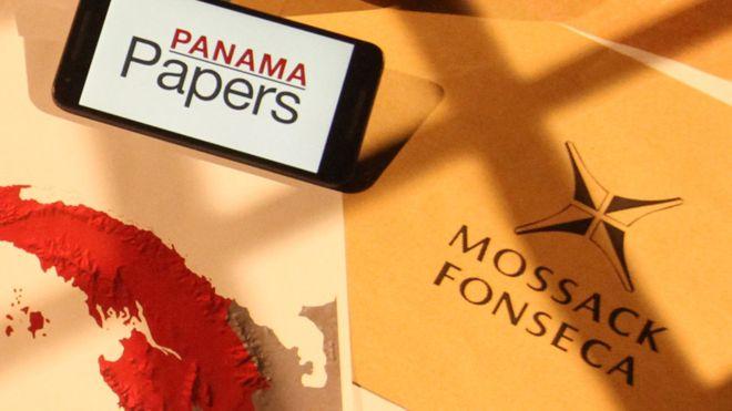 Panama Papers Foto Reprodução