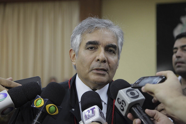 O desembargador Flávio Pascarelli foi eleito e deve assumir a presidência do TJSM em junho deste ano (Foto: Mário Oliveira/TJAM)