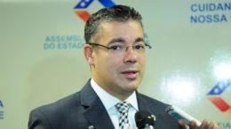 Josué Neto diz que tentam desqualificá-lo por causa das eleições deste ano (Foto: Elisa Maia/ALE)