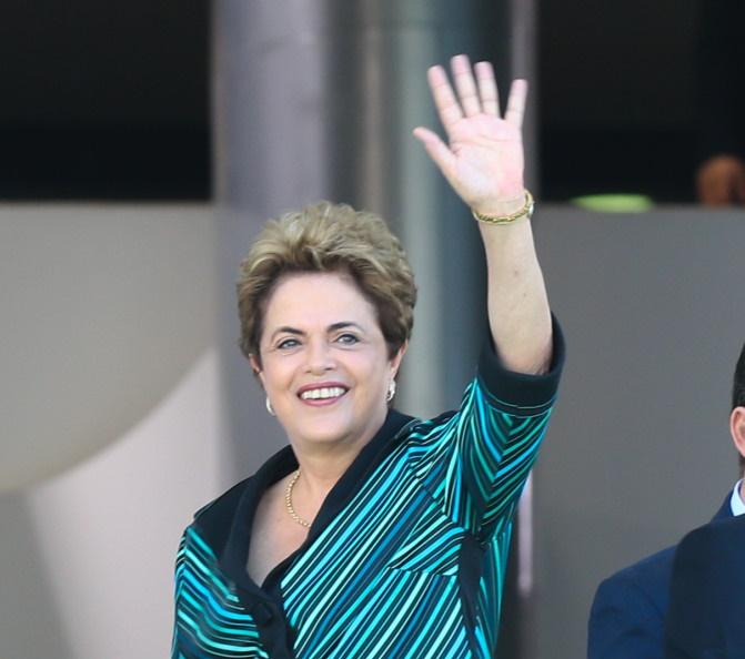 Brasília- DF 03-05-2016 Presidente Dilma  Cerimônia de Acendimento da Tocha Olímpica Rio 2016 Palácio do PlanaltoFoto Lula Marques/Agência PT