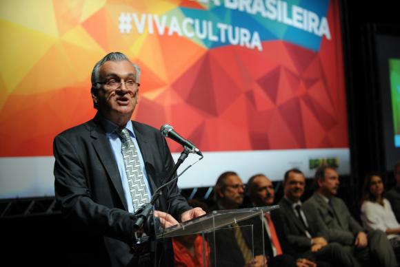 Ministro Juca Ferreira Cultura Foto Elza Fiúza Agência Brasil