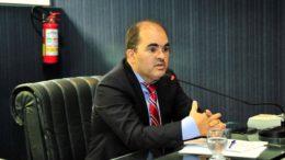 Ricardo Nicolau é alvo de inquérito por suspeita empregar parentes no gabinete (Foto: Hudson Fonseca/ALE)