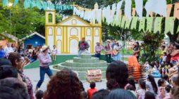 Fim de semana de Festa Junina no Parque Cidade da Criança