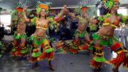 Dançarinos de boi Manaustur Foto Marcio James Semcom