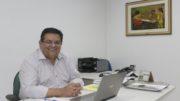 O presidente da Afeam, Evandor Gebes Filho, alega sigilo fiscal para negar os pedidos (Foto: Divulgação)