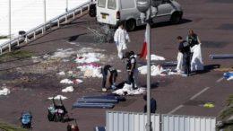 Ataque terrorista Nice, França Alberto EstevezPoolAgência Lusa