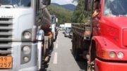 Exame toxicológico vale para motoristas de caminhão, carretas e ônibus, em todo o país (Cristiane Silva/EM/Divulgação)