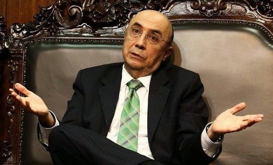 Henrique Meirelles Foto Divulgação