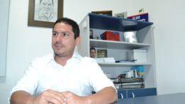 Marcelo Ramos vai disputar a Prefeitura de Manaus pelo PR, comandado no Estado por Alfredo Nascimento (Fotos: Valmir Lima)