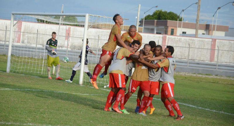 Jogadores do Princesa venceram fora de casa e se classificam até com derrota no jogo de volta (Foto: Rui Costa/Divulgação) classificação