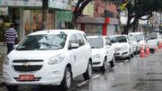 Taxistas reclamam, principalmente, da exploração por empresas que vendem o carro ao taxista (Foto: Robervaldo Rocha/CMM)