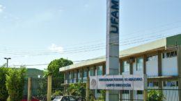 Estudante perdeu o prazo e recorreu à Justiça para garantir ingresso na Universidade Federal do Amazonas (Foto: Divulgação)