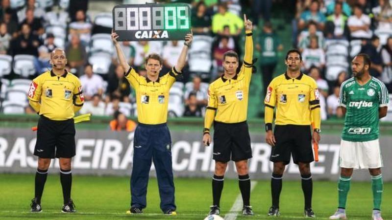 STJD avaliará queixas sobre árbitros nas redes sociais para punir jogadores