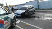 Detran também registrou acidentes em que motorista e passageiros ficaram feridos (Foto: Divulgação)