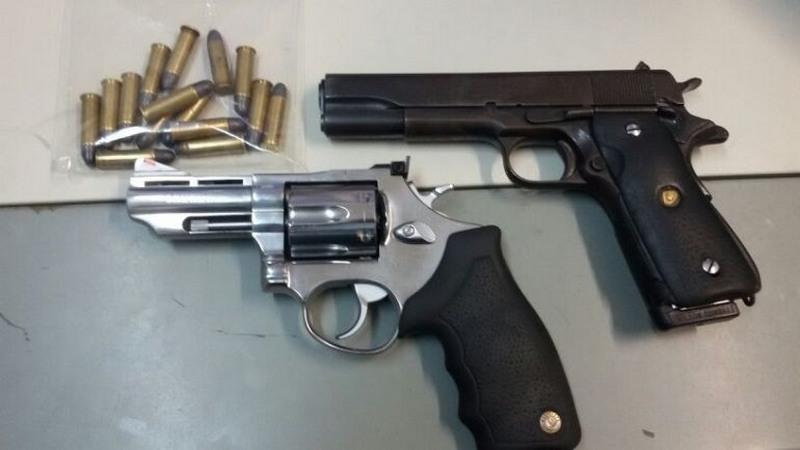 Armas foram roubadas do Instituto de Criminalística. Polícia ainda não sabe quantas (Foto: Divulgação)