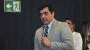 Abdala Fraxe foi denunciado em 2011 por irregularidades apontadas pela ANP em posto de combustível de propriedade dele (Foto: Danilo Melo/ALE)