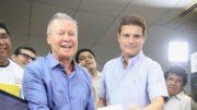 O prefeito Arthur Virgílio confirmou que vai participar de todos os debates na televisão (Foto: Divulgação)