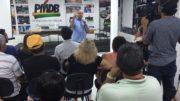Secretário estadual de Educação por duas vezes, Gedeão contou com ampla adesão dos educadores e gestores escolares Foto: (Assessoria)
