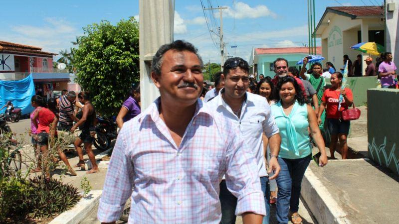 Careca quer tomar posse no cargo de prefeito de Santa Isabel do Rio Negro (Foto: Divulgação)