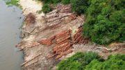 MPF quer acabar com extração ilegal de Madeira no Rio Manicoré e evitar conflitos armados (Foto: Greenpeace/Divulgaço)