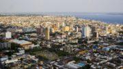 Fotos aéreas vão ajudar a traçar novo mapa de Manaus para atualizar cadastro de imóveis (Foto: Gideão Soares/Portal da Copa)