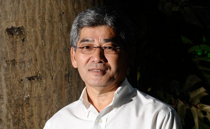 Niro Higuchi é pesquisador do Inpa (Foto: Inpa/Divulgação)