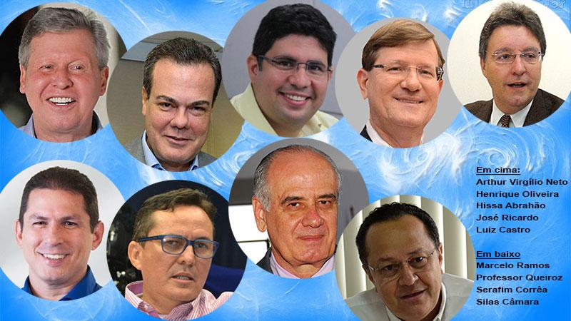 Os-candidatos-em-Manaus-2016
