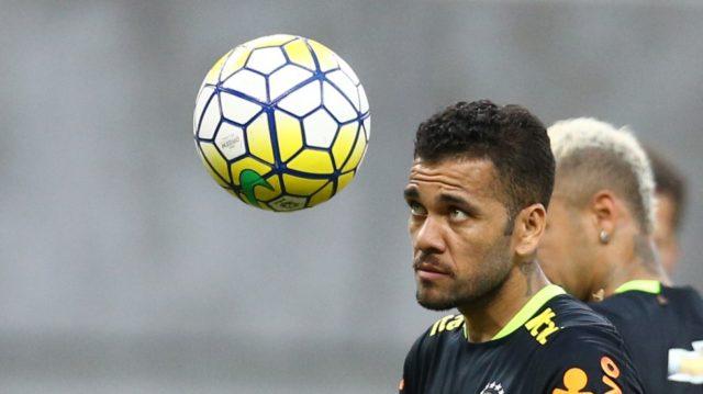 Treino aberto da seleção brasileira de futebol em Manaus