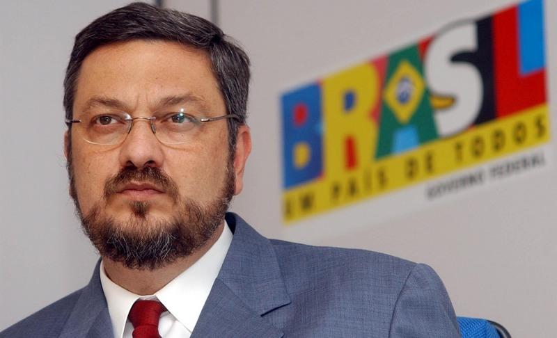 Antonio Palocci foi preso em São Paulo, na manhã desta segunda-feira, na operação Ormetà (Foto Abr)