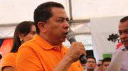 Anderson Souza formou uma coligação com mais de 80% dos partidos estruturados em Rio Preto da Eva (Foto: Divulgação)