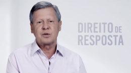 Arthur Virgílio Neto conseguiu mais de 100 minutos de direito de resposta na propaganda de Marcelo Ramos (Foto: Reprodução)