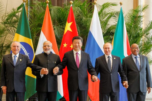 Hangzhou - China, 04/09/2016. Presidente Michel Temer durante reunião com os lideres do Brics. Foto: Beto Barata/PR