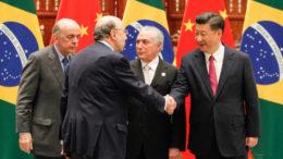 Hangzhou - China, 02/09/2016. Presidente Michel Temer durante encontro com o presidente da República popular da China, senhor Xi Jinping, na casa de hospedes oficial do Lago Oeste. Foto: Beto Barata/PR