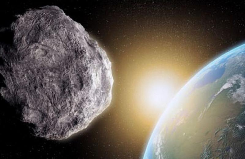 Resultado de imagem para Um asteróide de 94 metros de diâmetro