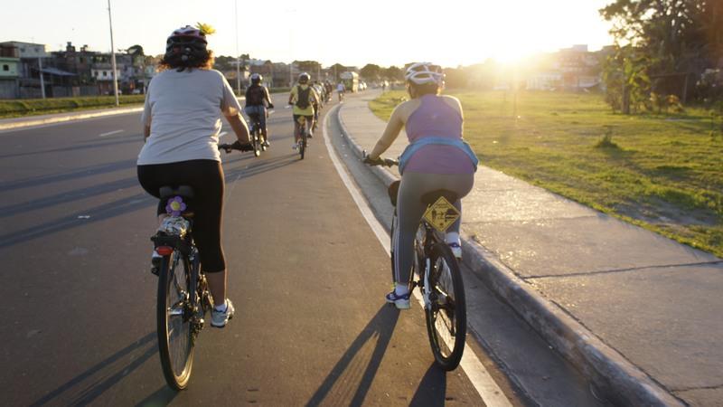 Lei institui programa de mobilidade com estímulo ao uso da bicicleta