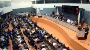 Na eleição deste ano estão em disputa 41 cadeiras na Câmara Municipal de Manaus (Foto: Thiago Corrêa/CMM)