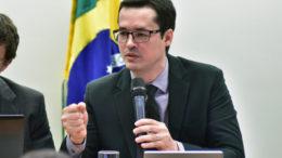 09/08/2016 - Brasília - DF, Brasil Audiência Pública sobre o PL 4850/16, estabelece medidas contra a corrupção. Procurador da República, Dr. Deltan Dallagnol. Foto: Zeca Ribeiro / Câmara dos Deputados