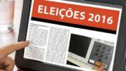 Na internet, mesmo com regras definidas, candidatos são alvos de processos (Foto: Divulgação)