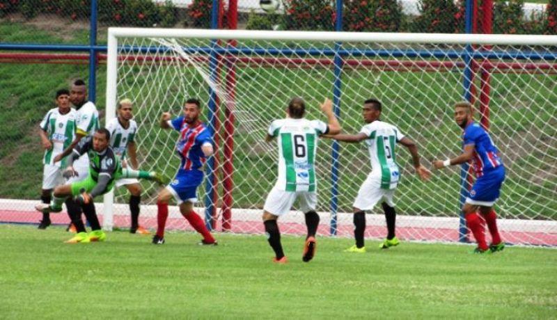 Fast empatou com o Manaus e perdeu chance de se distanciar na liderança do Barezão Foto: FAF/Divulgação)