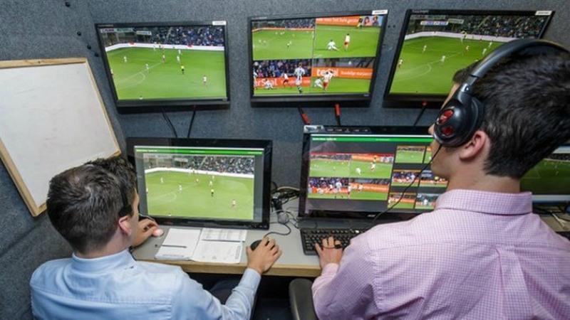 Lances do jogo serão gravados em uma central de vídeo para análise por árbitro auxiliar (Foto: Divulgação)