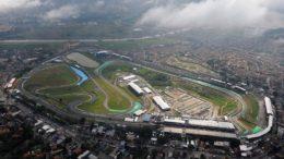 Circuito de interlagos, que ainda não foi confirmado para o GP do Brasil de 2017 (Foto: soingresso.com)