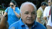 O governador José Melo está no cargo por força de efeito suspensivo da decisão que cassou o mandato dele, em janeiro deste ano (Foto: Valdo Leão/Secom)