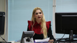 A juíza Lídia Frota acatou o pedido do Ministério Público Eleitoral e obriga os candidatos a adequar programas (Foto: Divulgação/TRE)