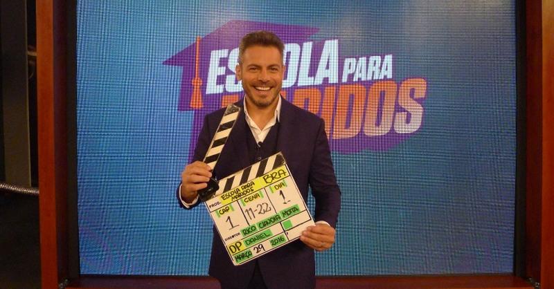 Luigi Baricelli é o apresentador do novo reality show sobre maridos machistas (Foto: Divulgação