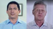 Marcelo Ramos já foi condenado em quatro representações ajuizadas por Arthur Virgílio Neto (Fotos: Reprodução)