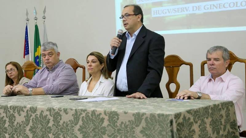 O secretário Pedro Elias de Souza diz que o reordenamento será feito por etapas (Foto: Susam/Divulgação)