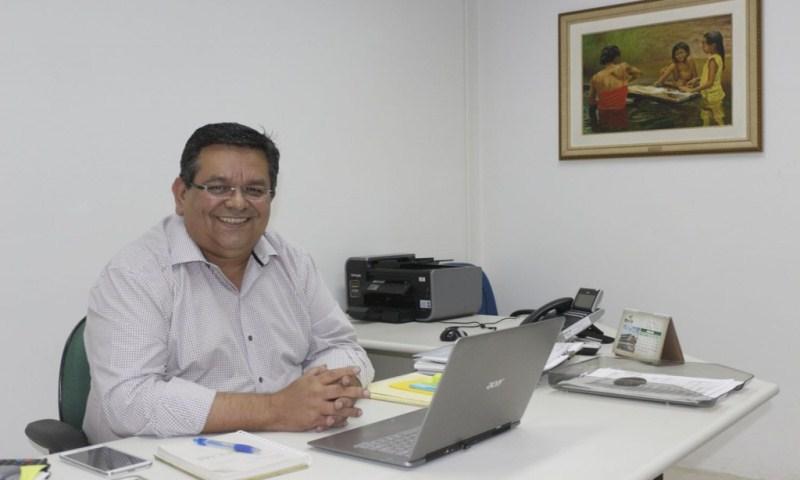 Presidente afastado da Afeam, Evandor Geber Filho admitiu que empresa não cumpriu contrato (Foto: Afeam/Divulgação)