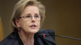 Rosa Weber negou liminares solicitadas por partidos da base aliada do governo Michel Temer (Foto: STF/Divulgação)