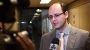 O ex-secretário da Seduc e secretário executivo do MEC, Rossiele Soares,