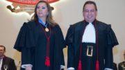 Socorro Guedes e Yedo Simões: decisões difíceis em processos contra o governador Melo (Foto: Divulgação)